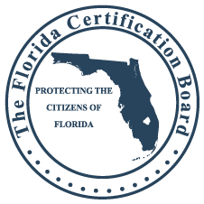 Florida Certification Board Logo